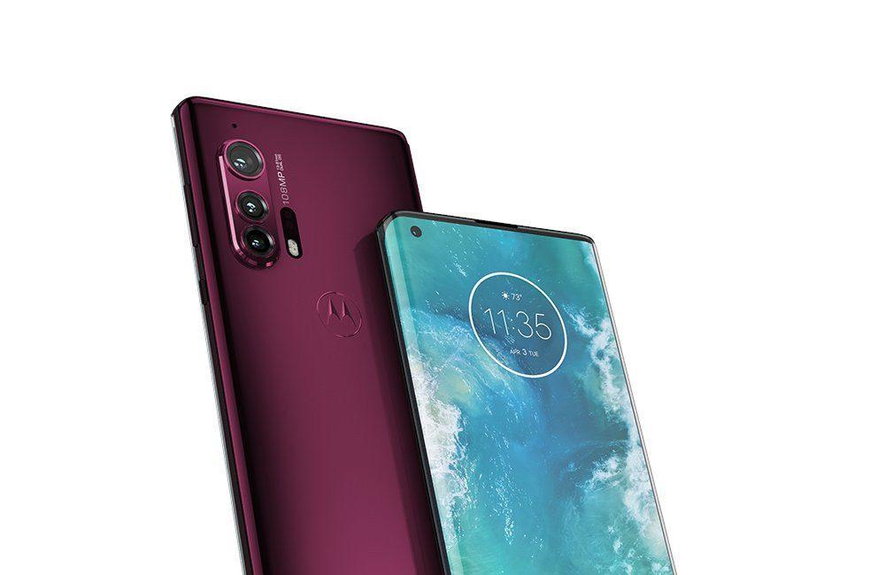 Motorola Edge+: immagini e specifiche, verrà presentato il 22 Aprile