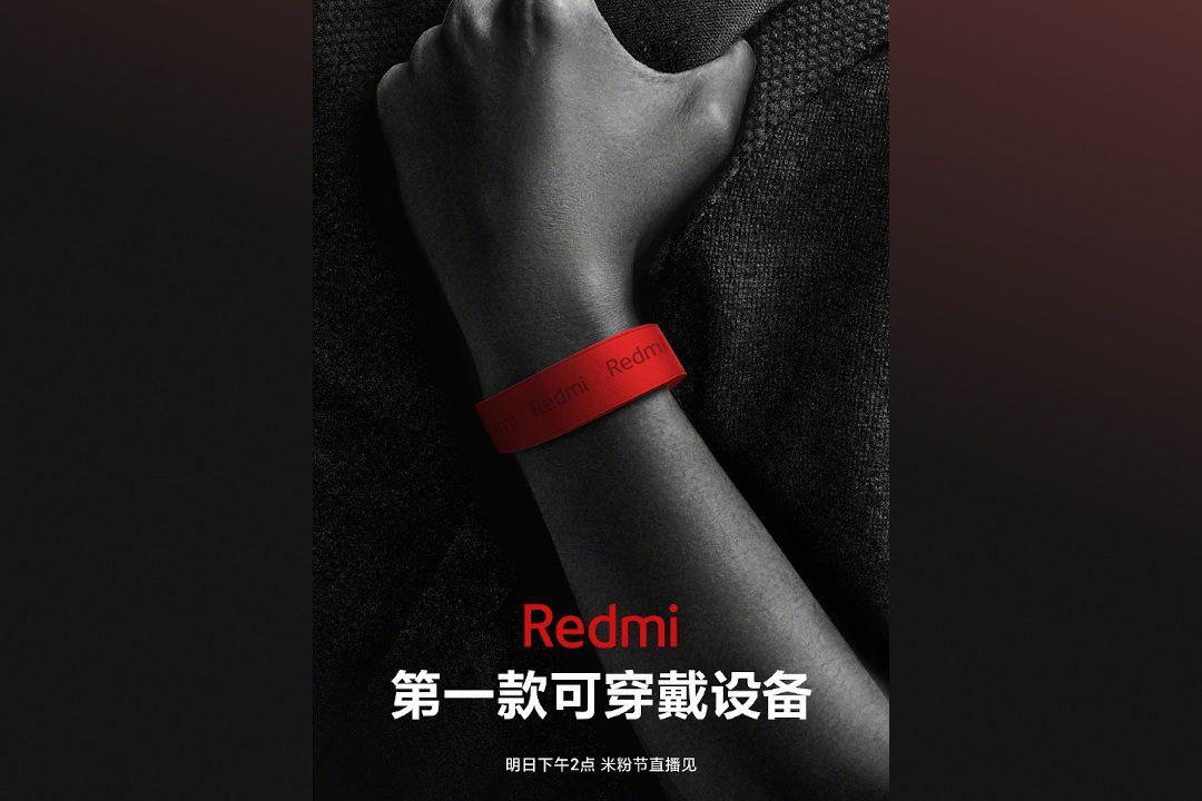Redmi Band arriva all'improvviso: domani la presentazione
