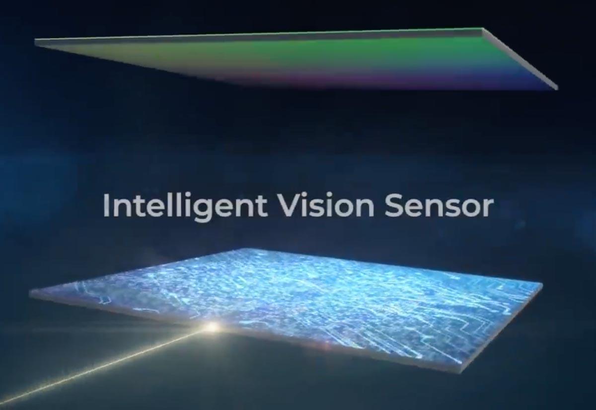 Sony mostra un sensore fotografico con AI integrata