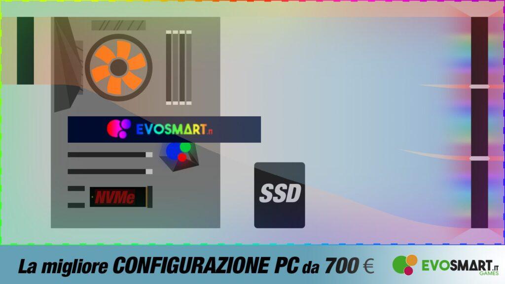 La migliore configurazione PC da 700 € | Maggio 2020