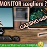 Guida all'acquisto del Monitor Gaming   Maggio 2020