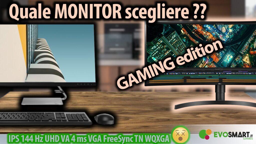 Guida all'acquisto del Monitor Gaming | Maggio 2020