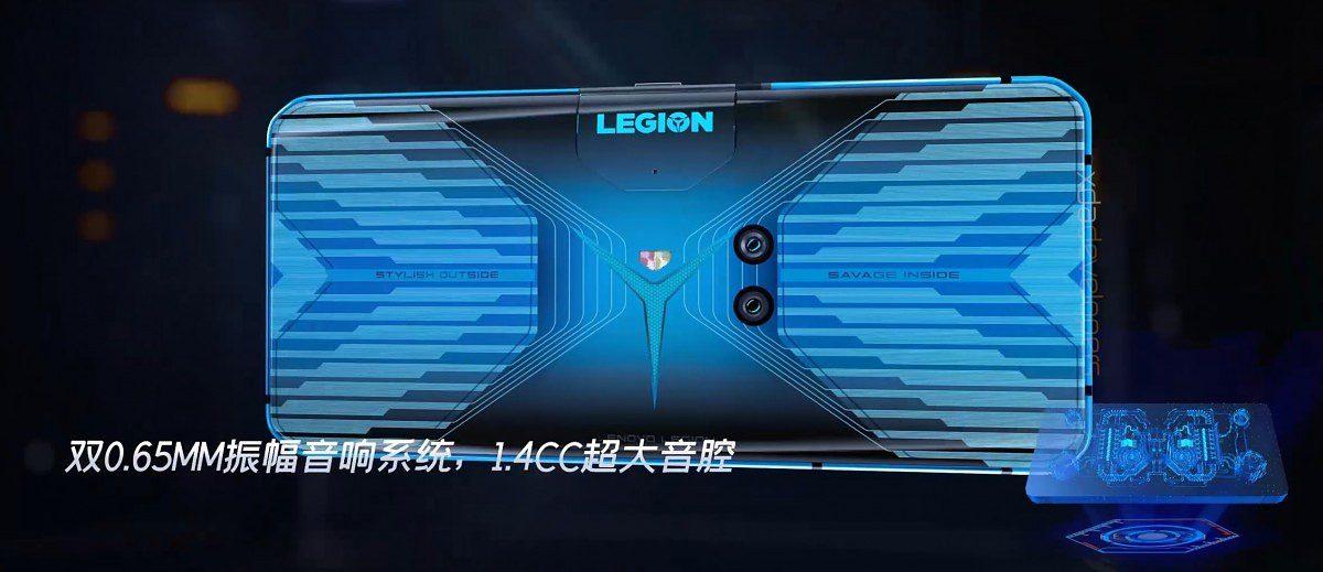 Lenovo Legion: ecco come sarà il primo smartphone del brand