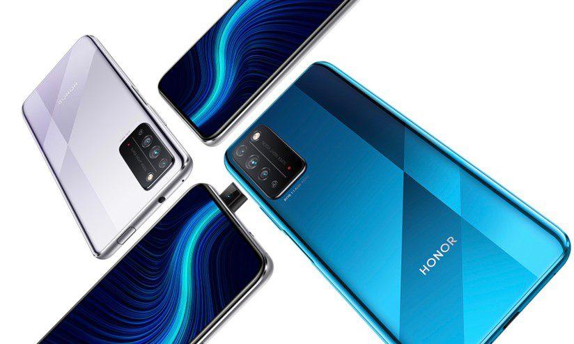 Honor X10 là chính thức! Dưới đây là giá cả và tính năng 2