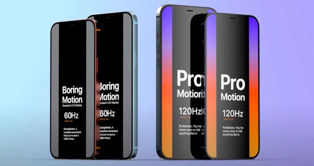 iPhone 12 senza display ProMotion: Apple potrebbe aspettare il 2021