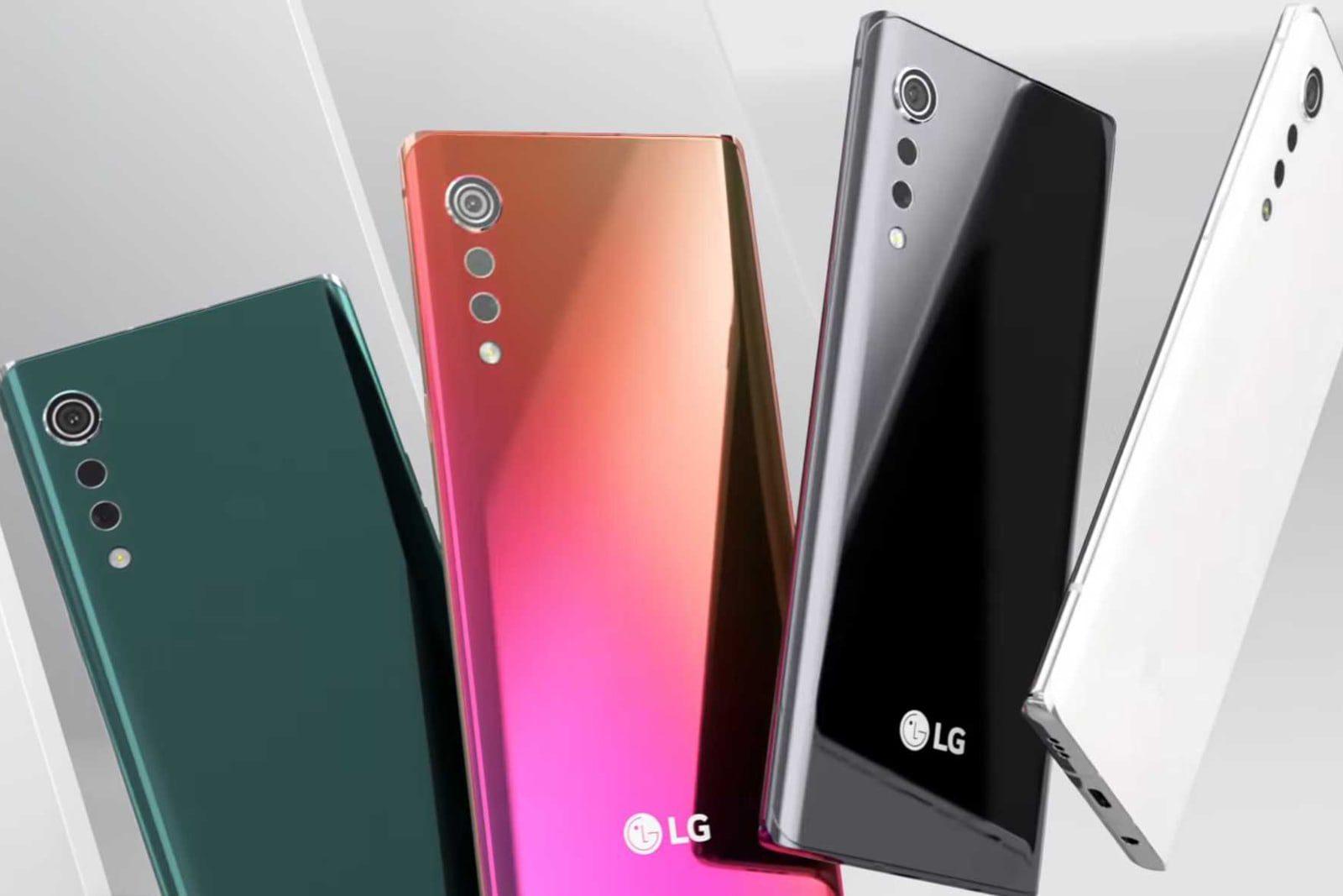 LG Velvet: le specifiche tecniche complete dal primo hands-on