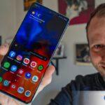 Samsung Galaxy S20+ Copertina