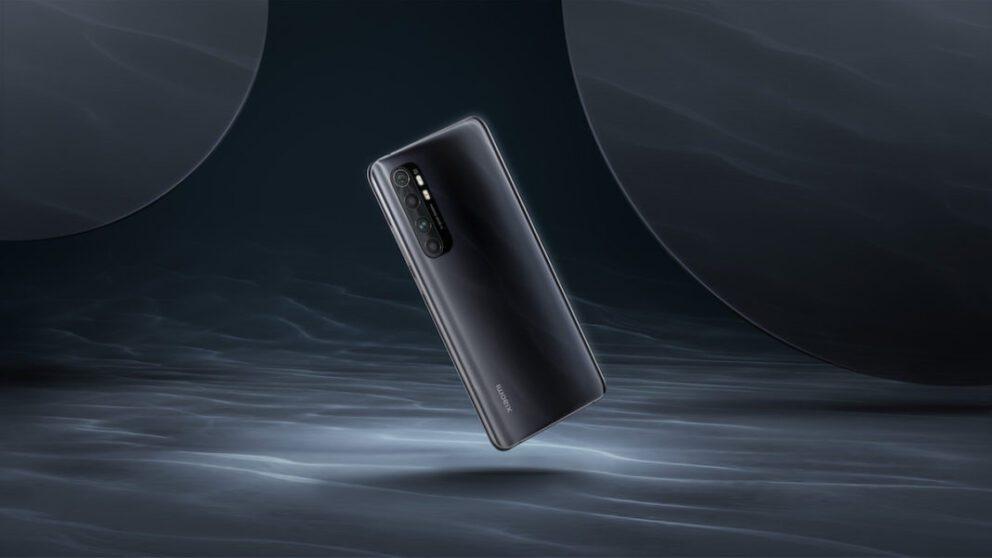 Xiaomi Mi Note 10 Lite ufficiale in Italia a partire da 369€