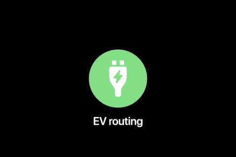 Apple Maps - EV Routing   Evosmart.it