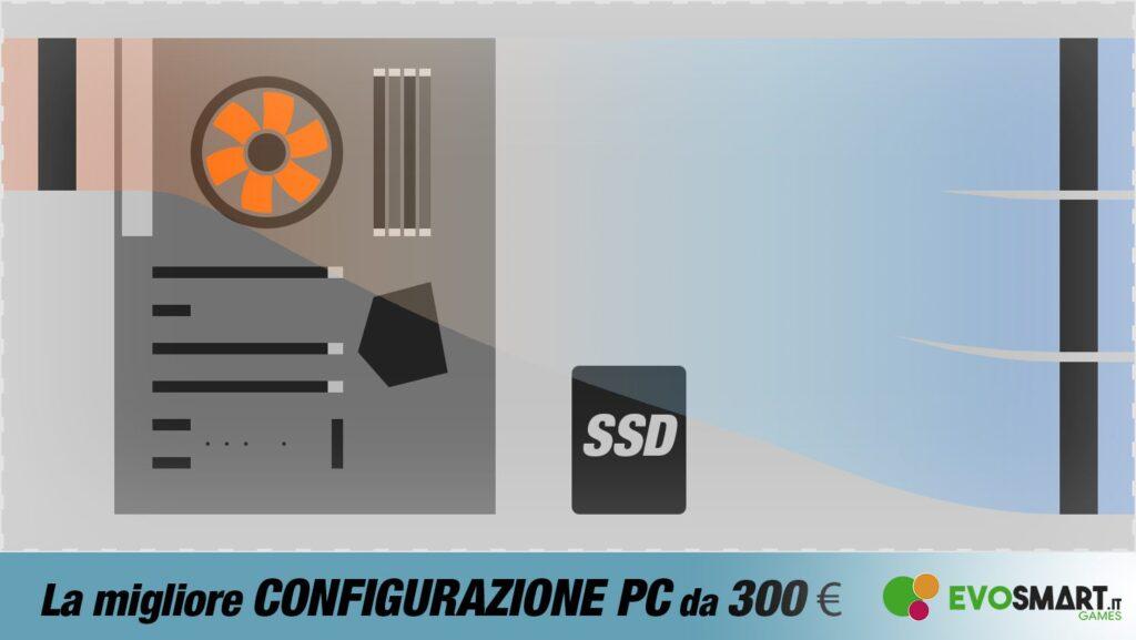 La migliore configurazione PC da 300 € | Giugno 2020