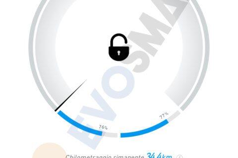 Schermata principale Applicazione Segway-Ninebot | Evosmart.it