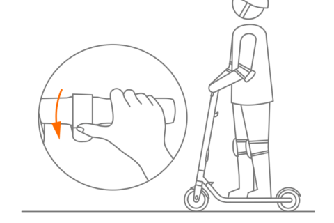 Corso sulla sicurezza Ninebot ES4 | Evosmart.it