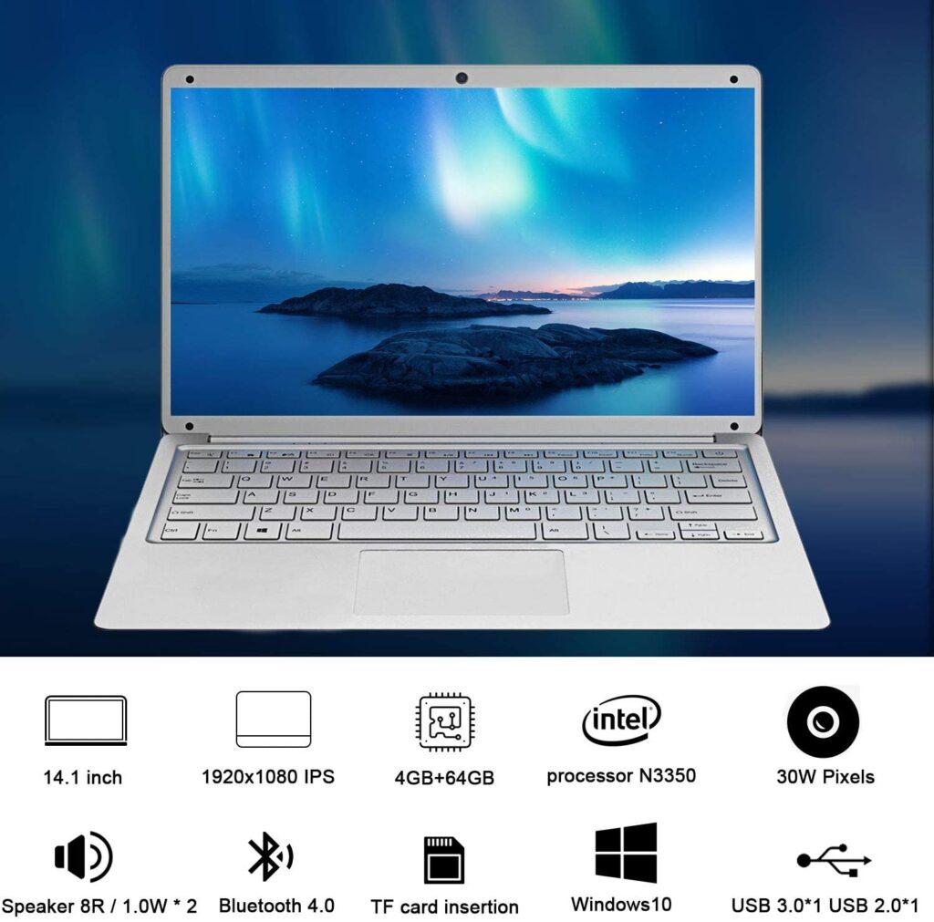 Guida all'acquisto dei computer portatili 200/300/400 €   Luglio 2020