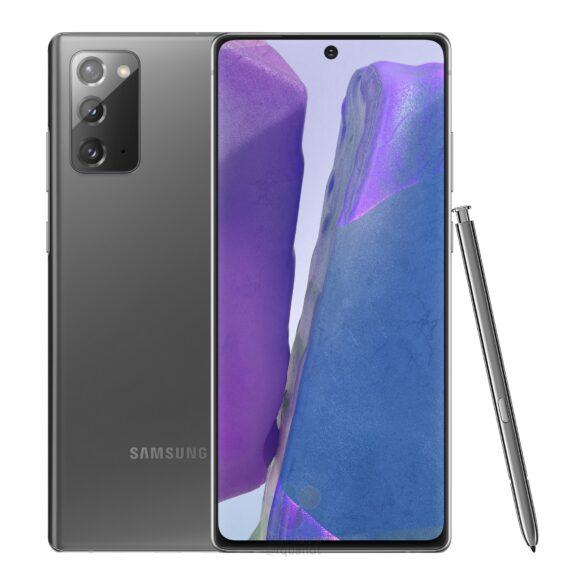 Samsung Galaxy Note 20 nella colorazione Mystic Gray | Evosmart.it