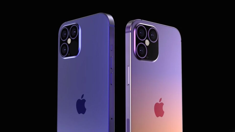 Il nuovo design di Iphone 12 | Evosmart.it