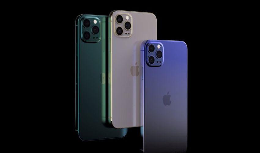 Le varianti del nuovo design di Iphone 12 saranno tre   Evosmart.it