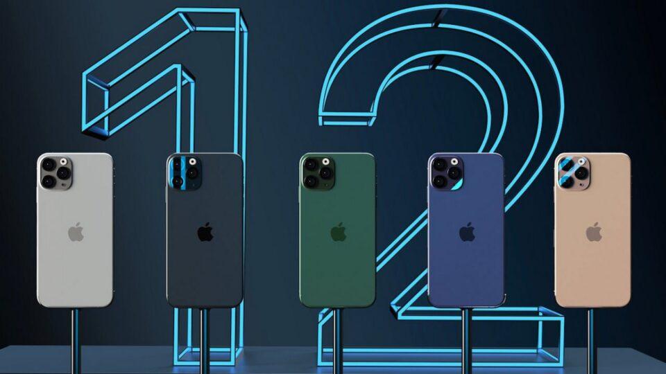 Novità sul design di Iphone 12