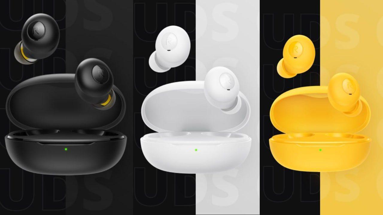 Le colorazioni delle Buds Q saranno tre: nero, bianco e giallo | Evosmart.it