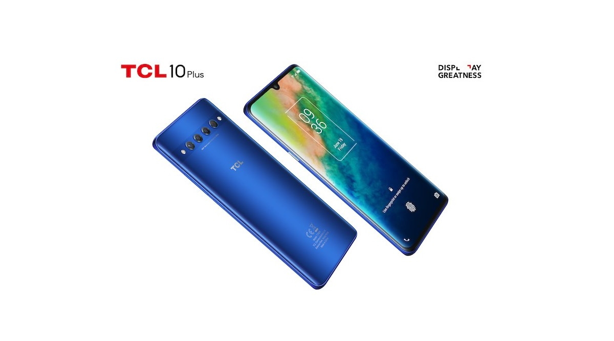 TCL 10 Plus è ufficiale in Russia | Evosmart.it