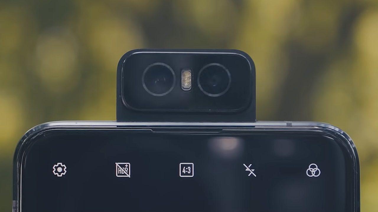 Asus Zenfone 7 e 7 Pro avranno la flip camera | Evosmart.it