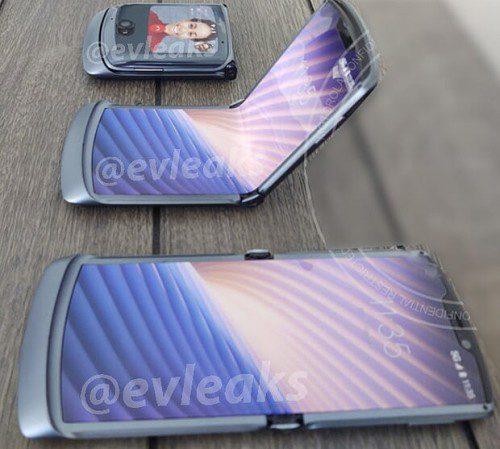 Motorola RAZR 2020 mostrato nelle prime immagini