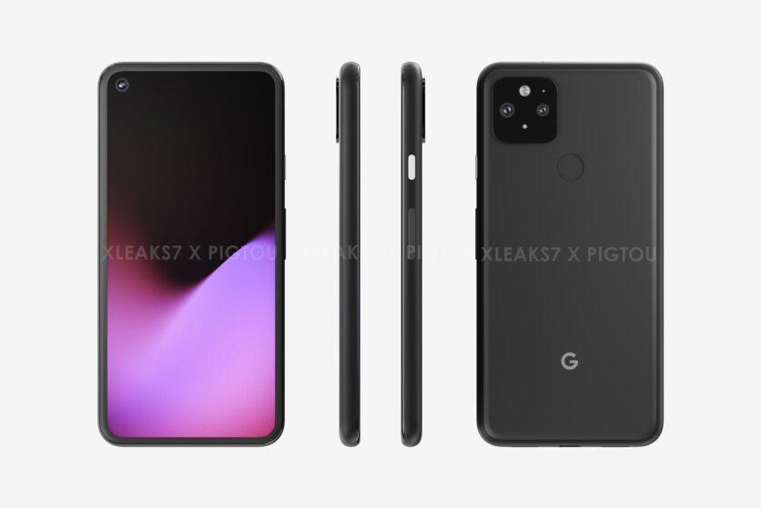Google Pixel 5G: già svelata la lineup di Ottobre, si parte da 499$