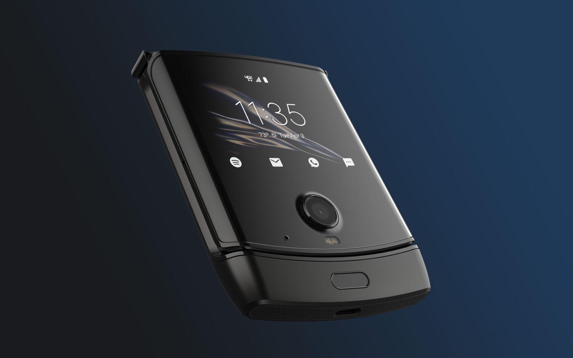 Motorola RAZR 2 5G verrà presentato il 9 Settembre
