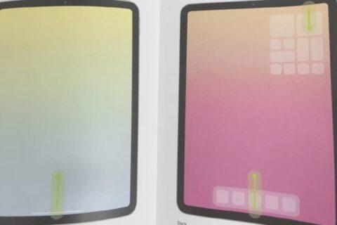 Nuovo iPad Air: il Touch ID sarà integrato nel tasto di accensione | Evosmart.it