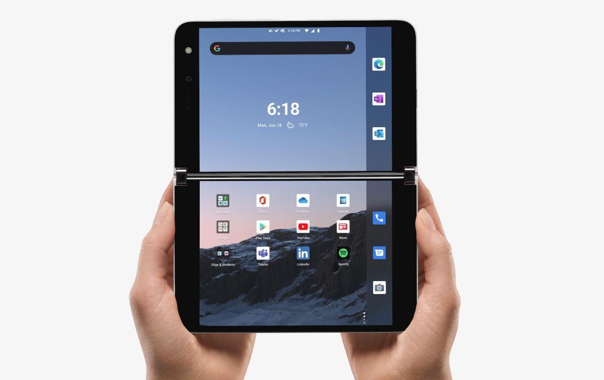 Microsoft Surface Duo disponibile a partire dal 10 Settembre