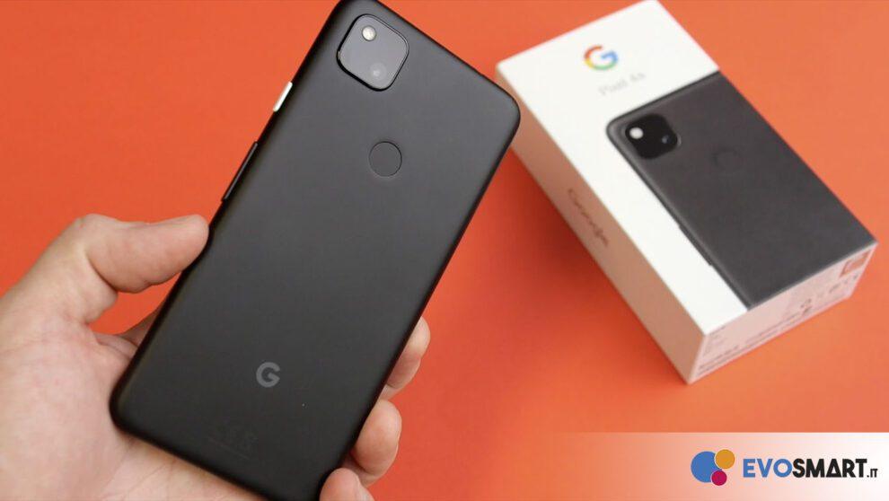 Recensione Google Pixel 4a, il compatto di Big G