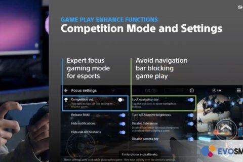 Gaming Xperia 5 II   Evosmart.it