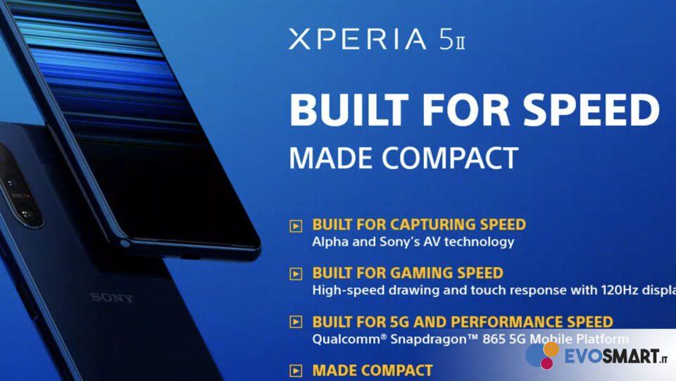 Sony presenta Xperia 5 II, migliore di Xperia 1 II?
