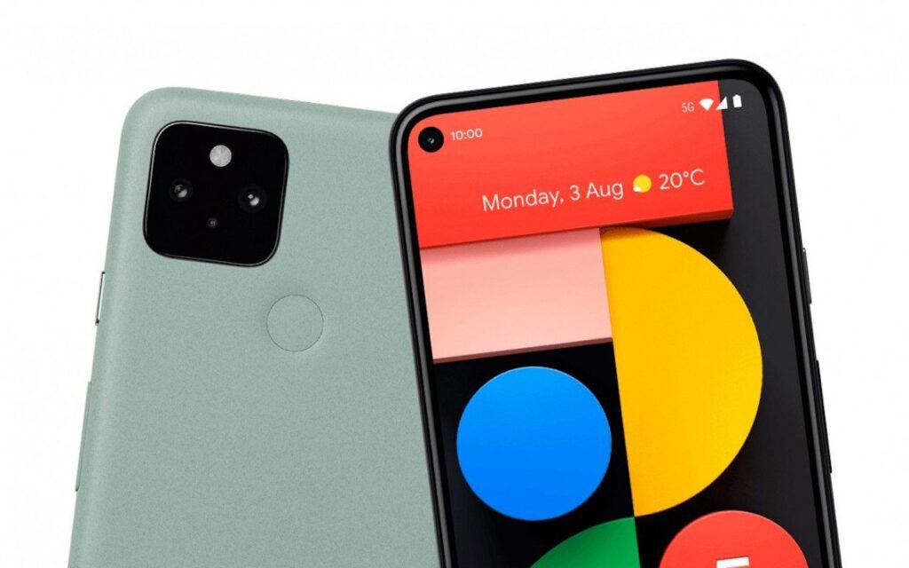 Google Pixel 5: svelati nuovi render ufficiali e il prezzo di lancio