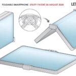 HTC smartphone pieghevole: brevetto con sistema a cerniera
