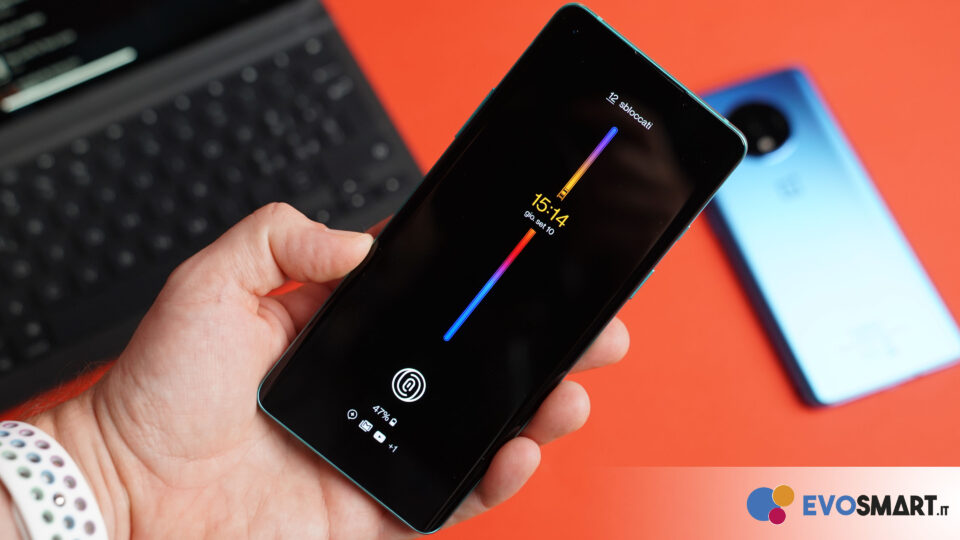 OnePlus 8 Pro AOD