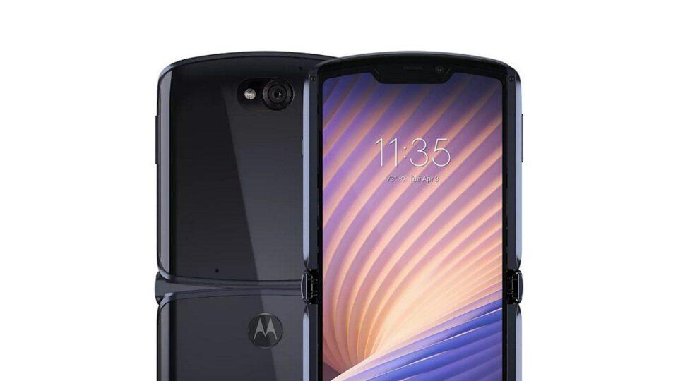 Motorola RAZR 5G: scheda tecnica e prezzo del nuovo smartphone pieghevole