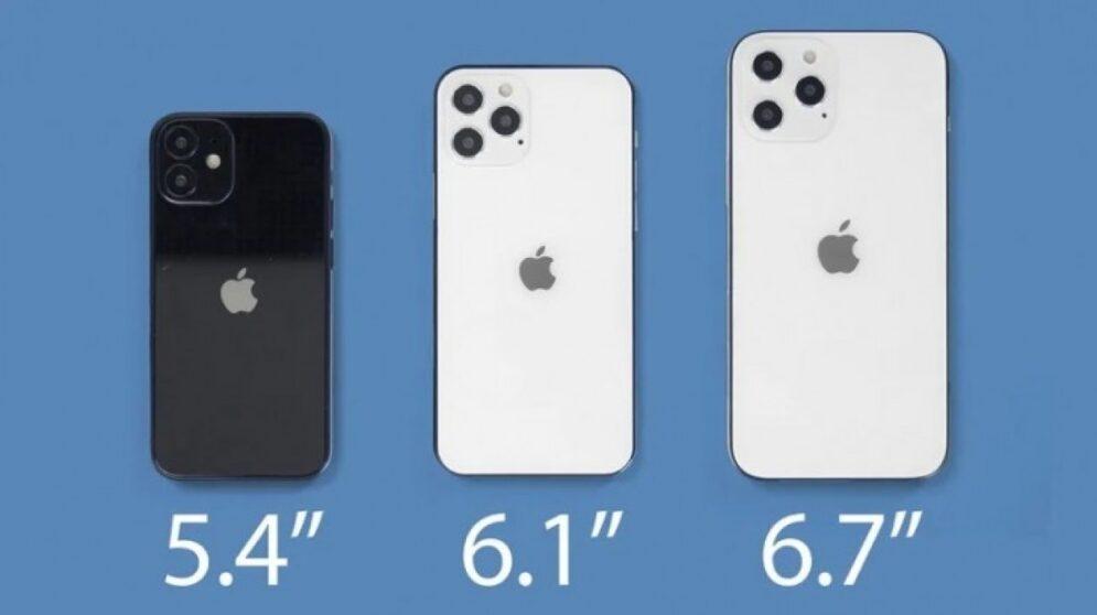 Apple iPhone 12: svelati i nomi della lineup di fine 2020