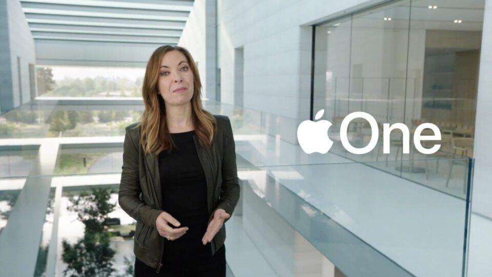 Apple One: tutti i servizi di Apple in un solo abbonamento
