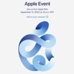 Apple September 2020 Event