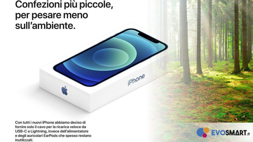 Gli iPhone 12 senza accessori in confezione? Facciamo chiarezza