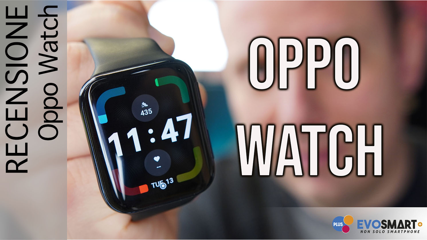 Recensione Oppo Watch