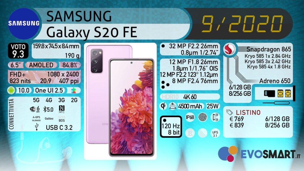 Samsung ha fatto centro con questo Galaxy S20 FE, e costa anche 100 euro in meno! Recensione