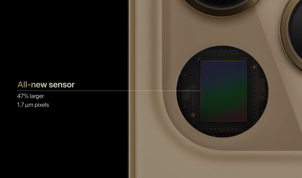iPhone 12 Pro Max è l'unico che può vantare il sensore 'maggiorato'  Evosmart.it