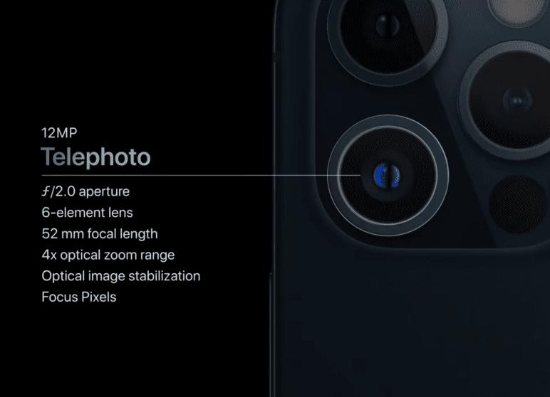 iPhone 12: tutto quello che c'è da sapere sulle fotocamere posteriori