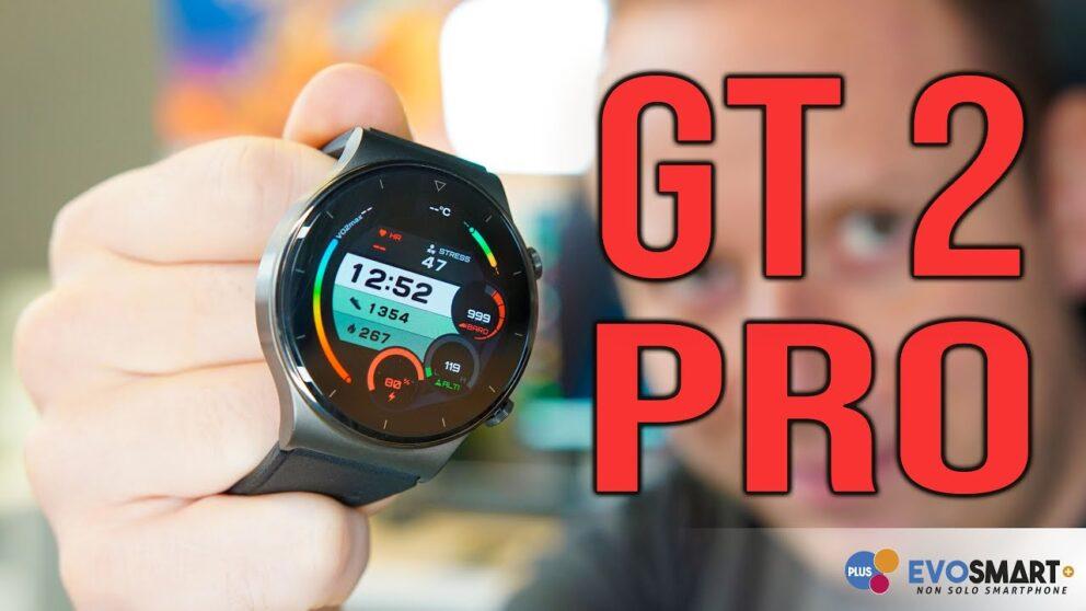 Huawei Watch GT2 Pro copertina