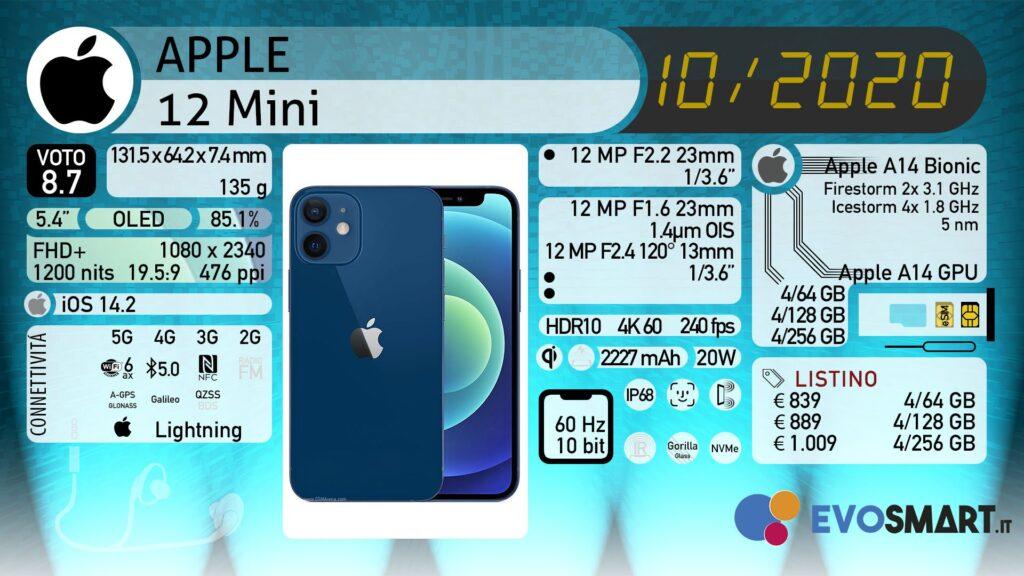 Recensione iPhone 12 mini, questo è il vero compatto!