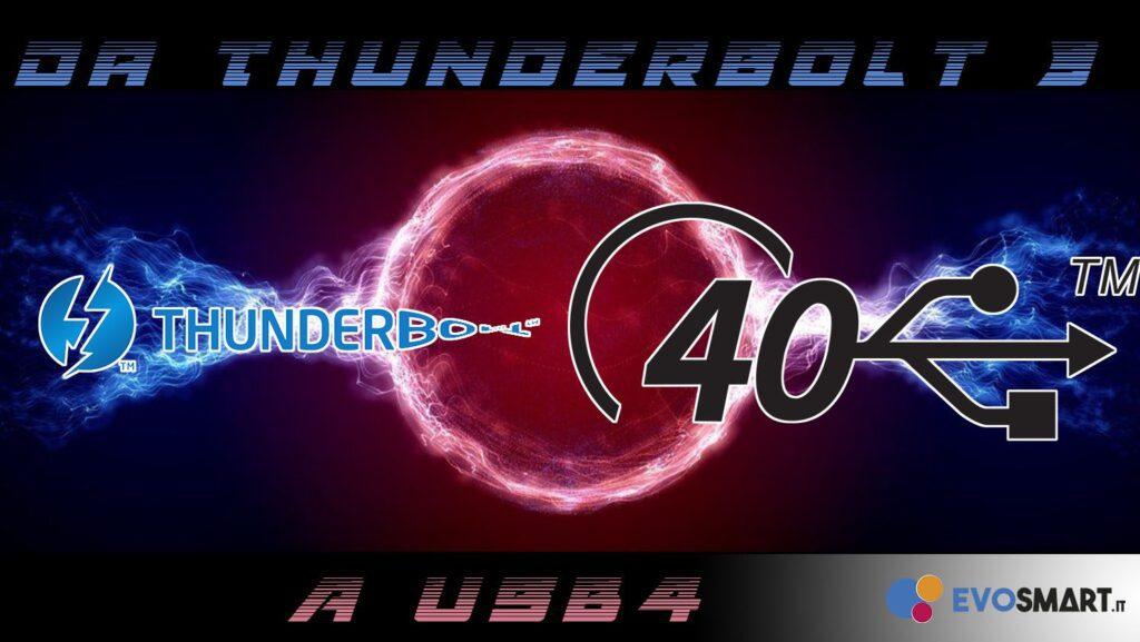 USB4 e Thunderbolt 4| Apple M1 è il primo chip a supportare gli standard