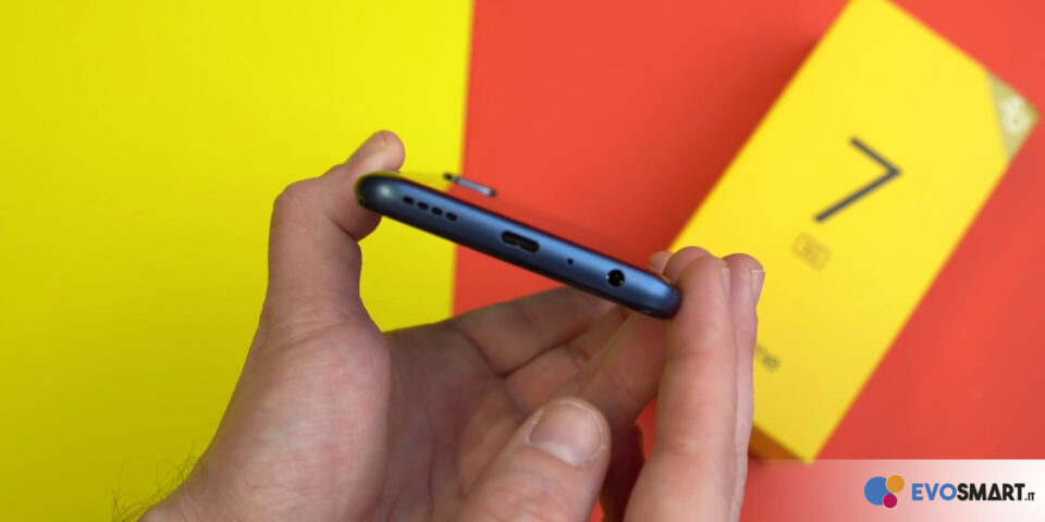 USB Type-C 2.0 anche su questo nuovo realme 7 5G | Evosmart.it