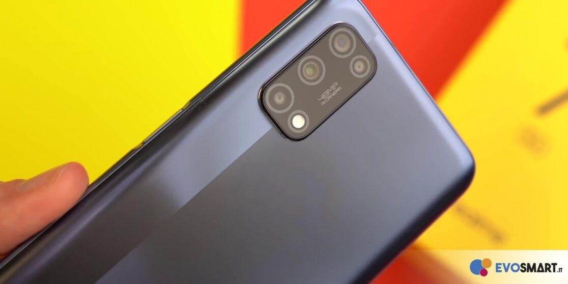 Fotocamere realme 7 5G
