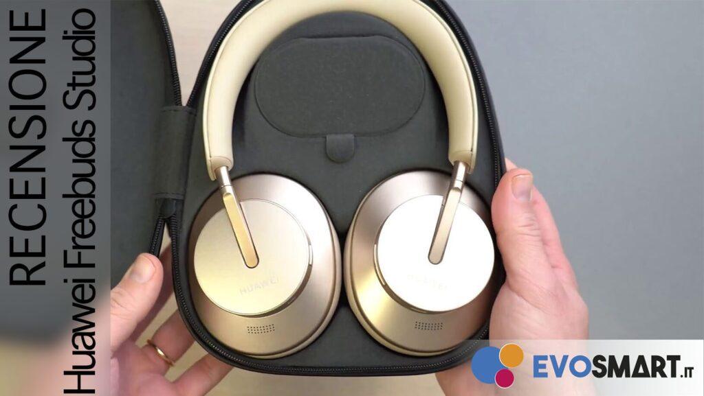 Huawei Freebuds Studio Recensione